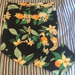 NWT floral pants